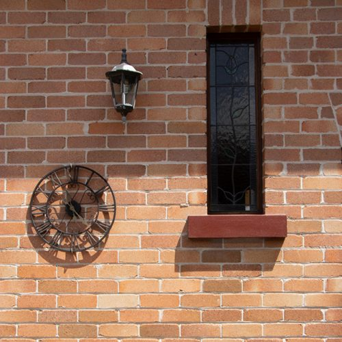 Apricot Bricks by Lincoln Brickworks