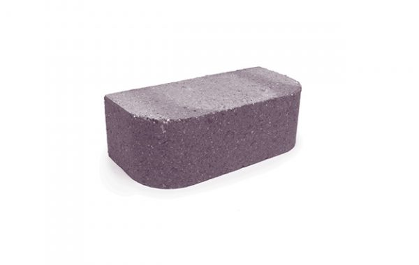 Shaped brick - Bullnose double