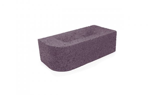Brick shape - Bullnose single