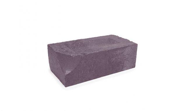 Brick shape - Bullnose single stop