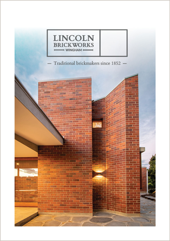 Lincoln Brickworks product brochure