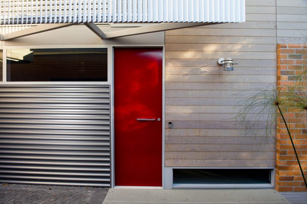 Passive designed house 35 Carrington by Chris McBriarty