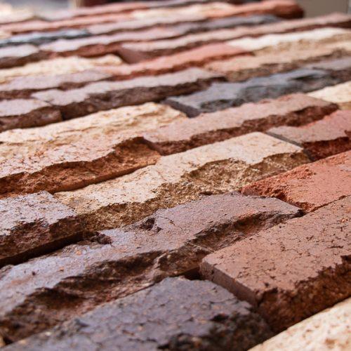 Rockface Bricks