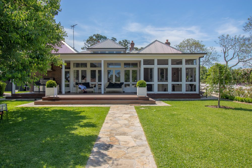 Federation Addition by Roberston and Hindmarsh