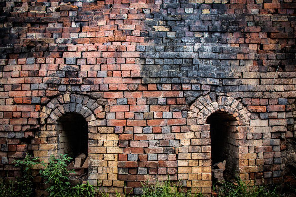 Reclaimed Recycled Bricks from Kiln