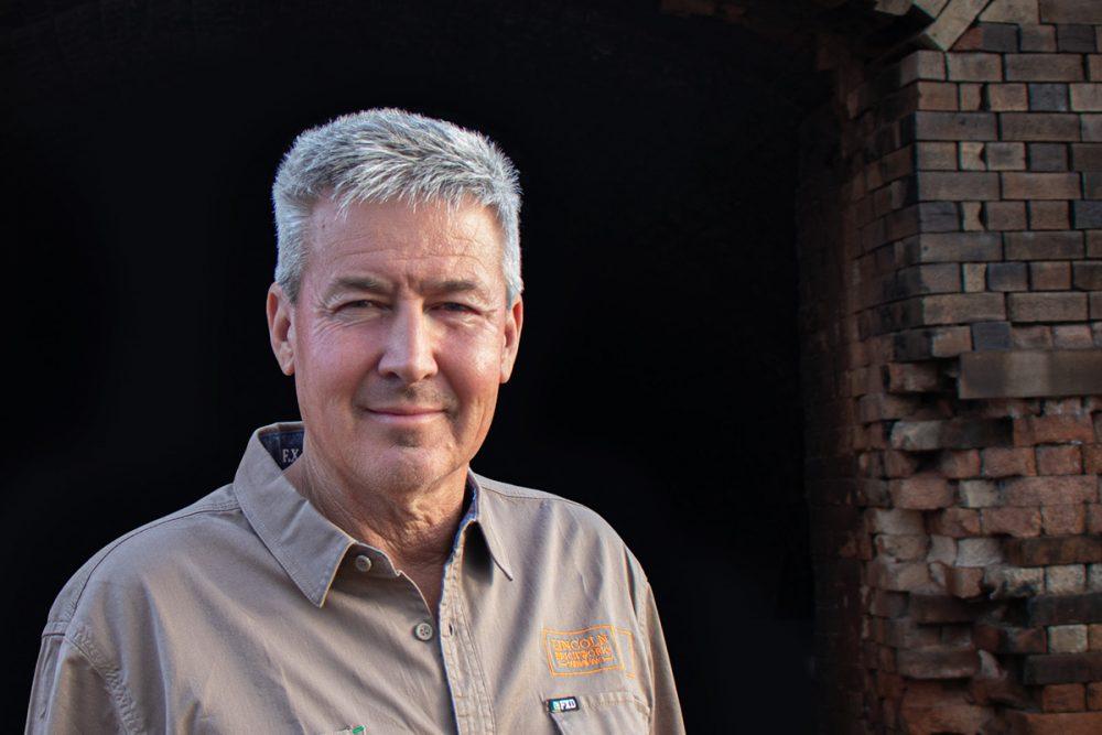 Michael Baker - Owner of Lincoln Brickworks